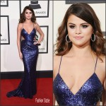 Selena Gomez  In Calvin Klein – 2016 Grammy Awards in Los Angeles