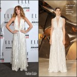 Suki Waterhouse in Camilla & Marc  –  2016 Elle Style Awards