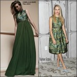 Teresa Palmer in Camilla & Marc at the AOL Build Series Presents: 'The Choice'