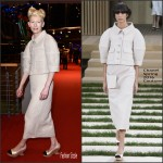 Tilda Swinton in Chanel Couture – Hail, Caesar! 66th Berlin Film  Premiere & Opening Ceremony