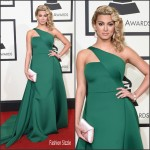 Tori Kelly  In Gauri and Nainika – 2016 Grammys
