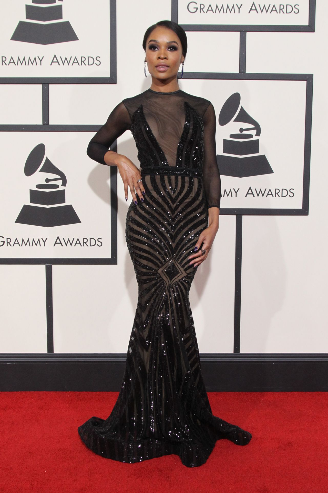 zuri-hall-2016-grammy-awards-in-los-angeles-ca-1