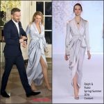 Blake  Lively  In  Ralph  & Russo  – Washington  State Dinner