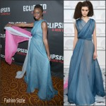 Danai Gurira in Schiaparelli Couture – Eclipsed' Broadway Opening Night