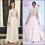 Elizabeth Banks in Ralph & Russo Couture – 2016 Vanity Fair Oscar Party