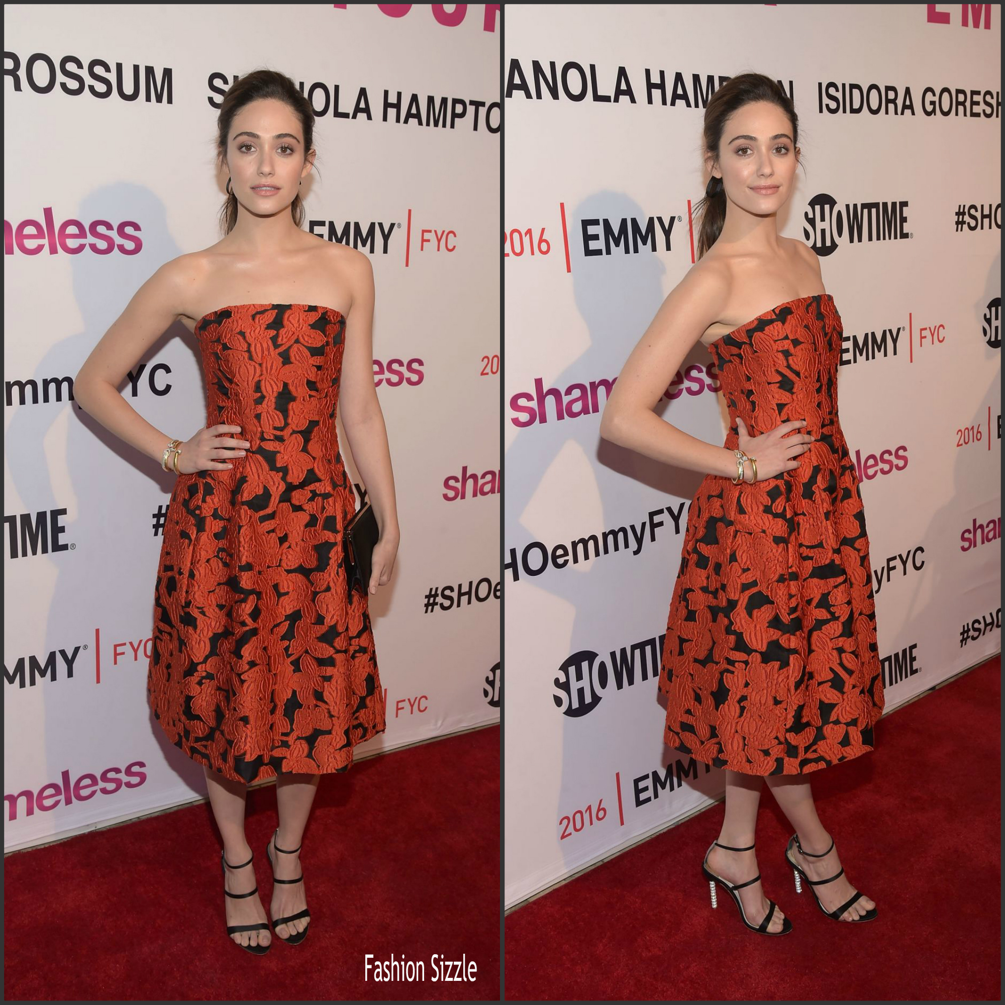 emmy-rossum-in-oscar-de-la-renta-showtimes-women-of-shameless-screening