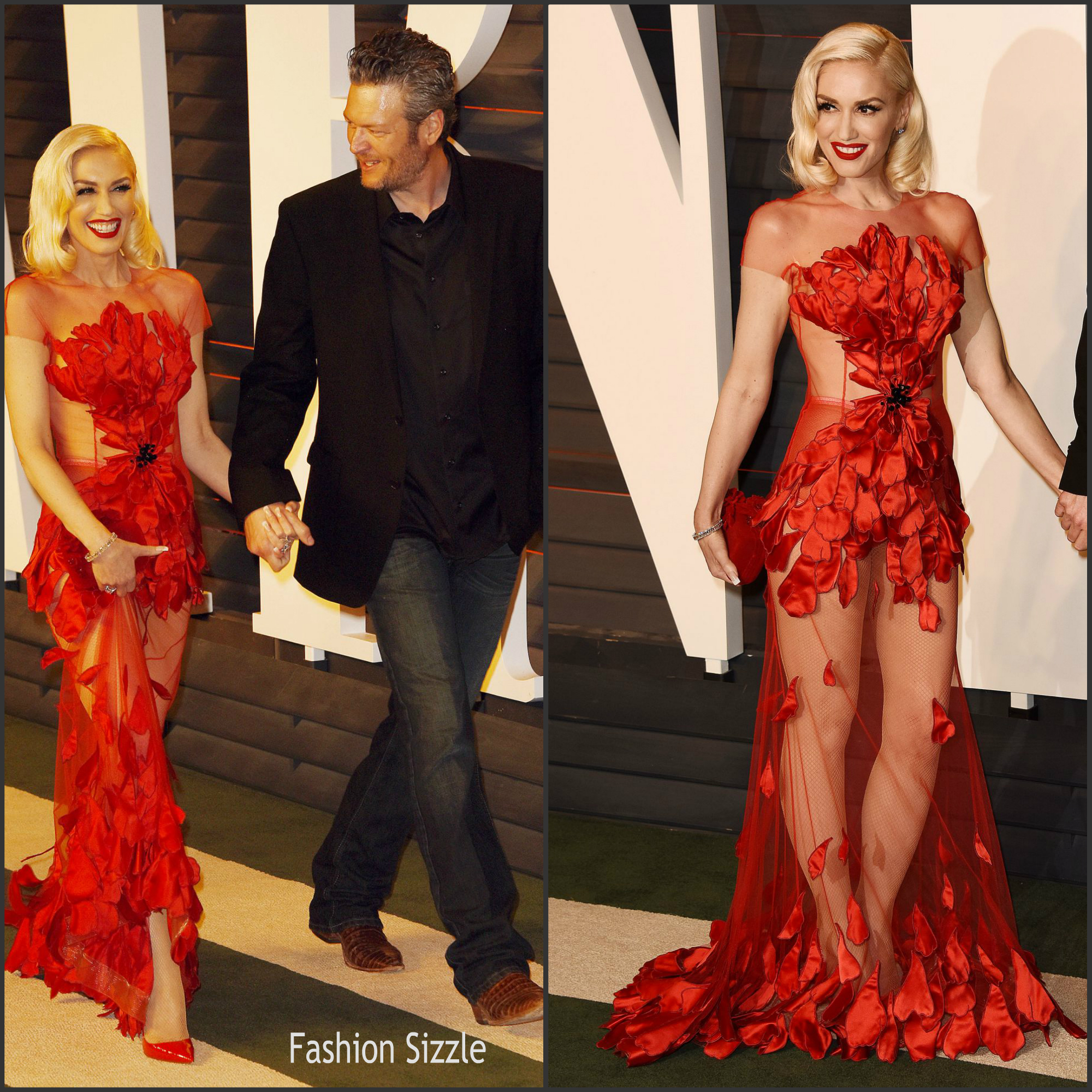 gwen-stefani-blake-shelton-2016-vanity-fair-oscar-party