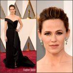 Jennifer Garner  In  Versace – 2016 Academy Awards