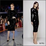 Jennifer Lopez  In Alex Perry – American Idol