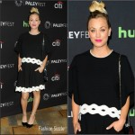 "Kaley Cuoco in Jonathan Simkhai  at the 33rd Annual PaleyFest  LA The Big Bang Theory"" Panel"