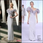 Kate Bosworth in Ralph & Russo Couture – 2016 Vanity Fair Oscar Party