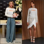 Kate Hudson in Alexander Lewis – London Book Signing