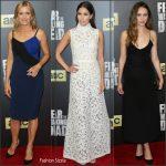 Kim Dickens, Mercedes Masohn & Alycia Debnam-Carey at the 'Fear the Walking Dead' Season 2 LA Premiere