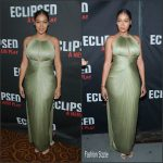 La La Anthony in Maria Lucia Hohan – 'Eclipsed' Broadway Opening Night