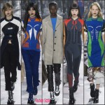 Louis Vuitton Fall 2016 RTW Collection  Features Sportswear Chic Styles