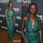 Lupita Nyong'o in Balmain  – 'Eclipsed' Broadway Opening Night Party