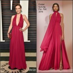 Olivia Wilde in Prabal Gurung – 2016 Vanity Fair Oscar Party