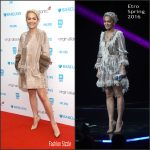 Rita Ora in Milusha London & Etro –  2016 We Day UK Charity Concert