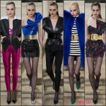 Saint Laurent Fall 2016 RTW – Paris Fashion Week