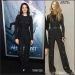 Shailene Woodley in Elie Saab – 'The Divergent Series: Allegiant' New York  World Premiere