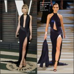 Taylor Swift in Alexandre Vauthier Couture – 2016 Vanity Fair Oscar Party