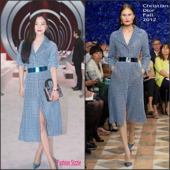 wang-luo-dan-in-christian-dior-couture-christian-dior-front-row-paris-fashion-week