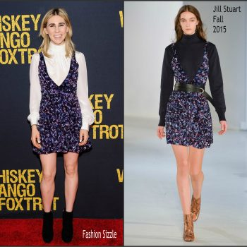 zosia-mamet-in-jill-stuart-whiskey-tango-foxtrot-new-york-world-premiere