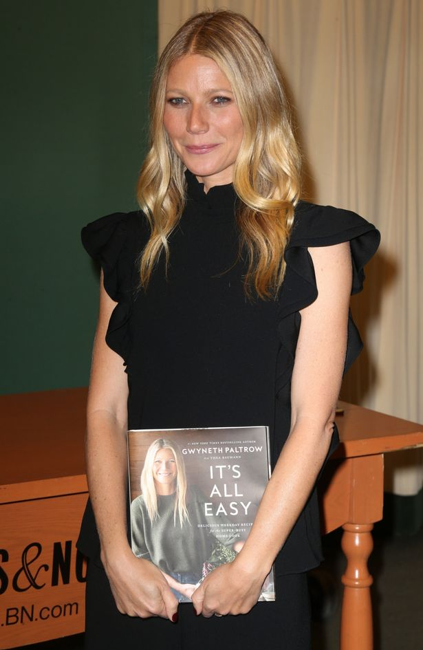 Actress-Gwyneth-Paltrow-signs-copies-of-her-book-Its-All-Easy-at-Barnes-Noble-in-New-York-City-New-York