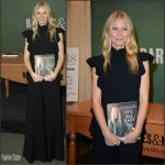 Gwyneth Paltrow in Co at  It's All Easy Cookbook New York Signing