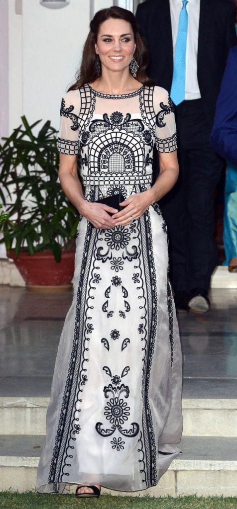 Kate-Middleton-Garden-Party-reception-New-Delhi-Day-2-Royal-Tour
