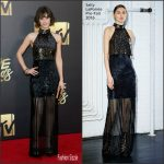 Lizzy Caplan  In Sally LaPointe – 2016 MTV Movie Awards
