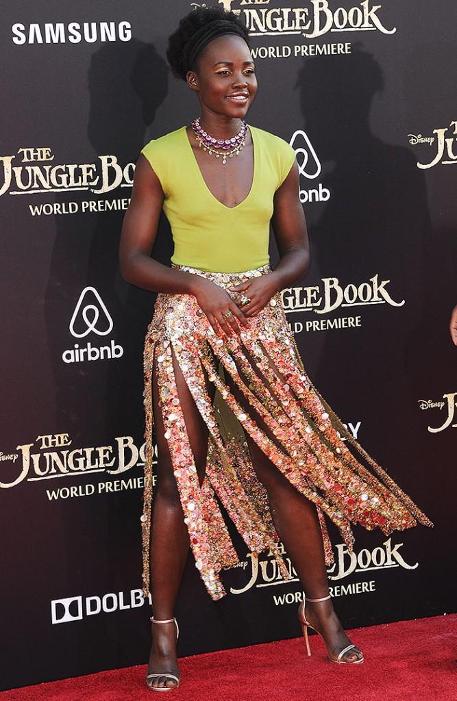 Lupita-Nyongo-Jungle-Book-premiere-2