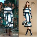 Lupita Nyong'o  In Dolce and Gabbana – Good Morning America