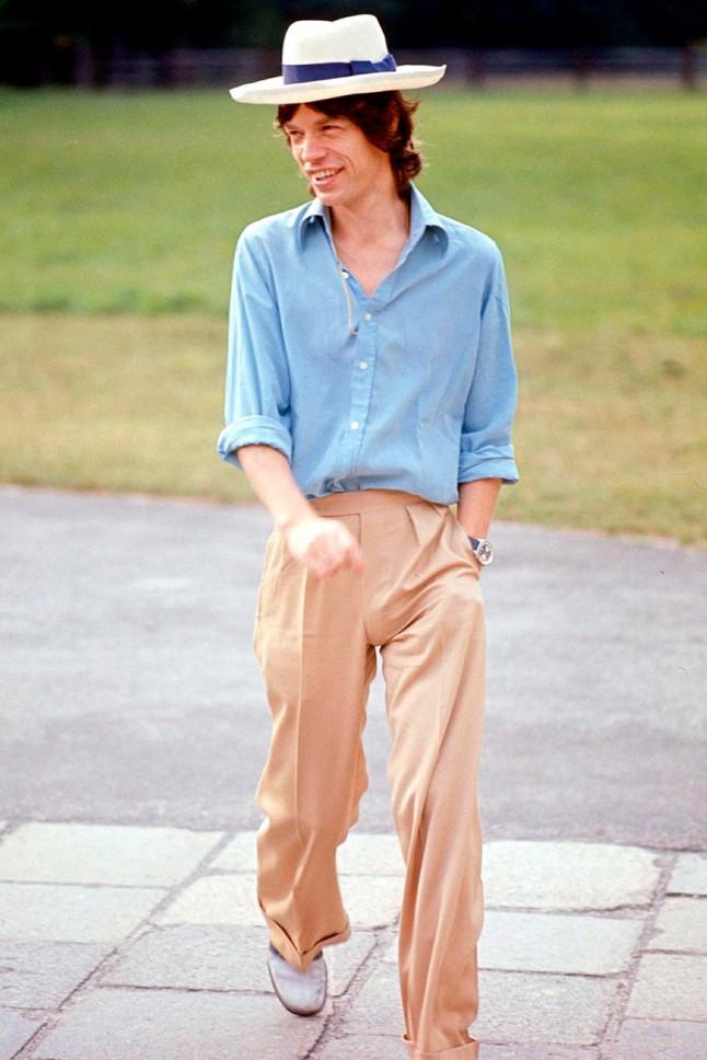 Mick-Jaggerfashion-style