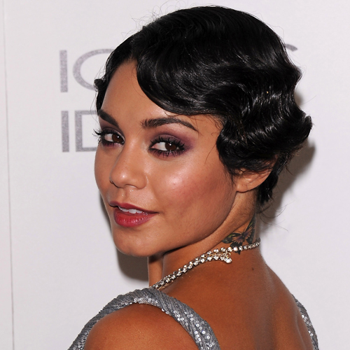 Vanessa-Hudgens-Wearing-Finger-Waves