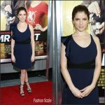 Anna Kendrick  In David Koma – Mr. Right New York Premiere