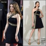 Anna Kendrick in Zuhair Murad   – 2016 MTV Movie Awards