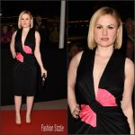 Anna Paquin in  Paule Ka at  the  2016 MIP TV  Opening Night Gala