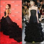 Ariana Grande  In Christian Siriano  – Time 100 Gala