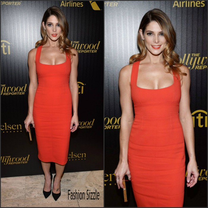 Ashley Greene  attends The Hollywood Reporter's 2016 35 Most Powerful People in Media at Four Seasons Restaurant on April 6, 2016 in New York City.