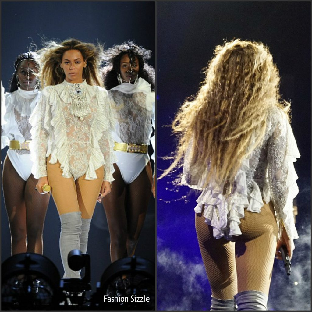 Beyonce I Am World Tour Costumes