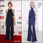 Caitriona Balfe In Jonathan Simkhai – TV Guide Magazine Celebrates STARZ's 'Outlander'
