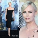 Charlize Theron In Dior – 'The Huntsman: Winter's War'  LA Premiere