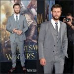 Chris Hemsworth In Dolce and Gabbana –  The Huntsman: Winter's War'  LA Premiere