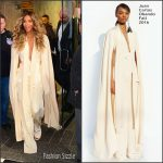 Ciara  In Juan Carlos Obando -Good Morning  America to Announce the Billboard Nominees