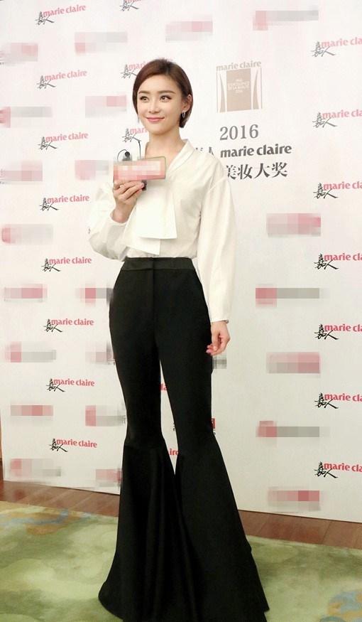 mabel-yuan-carolina-herrera-marie-claire-event
