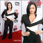 Demi Lovato in Alexander McQueen  –  2016 iHeart Radio Music Awards