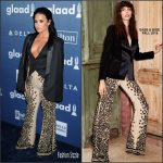 Demi Lovato  in Sass & Bide – 2016 GLAAD Media Awards in Beverly Hills