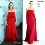 Diane Kruger In Kaufmanfranco  – Tiffany & Co. Blue Book Gala in New York