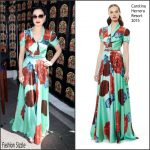 Dita Von Teese in Carolina Herrera  – 2016 Viva Las Vegas Rockabilly Weekend